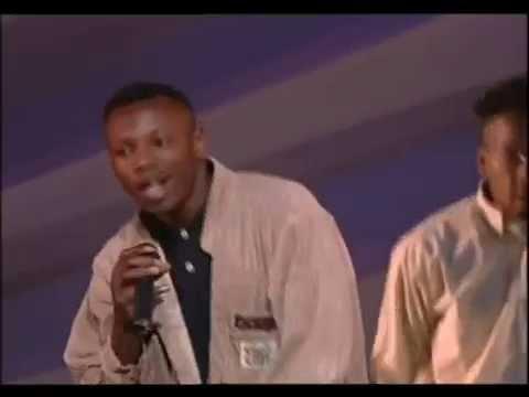 Mc Solaar « Bouge de là » Les Victoires de la Musique 1992