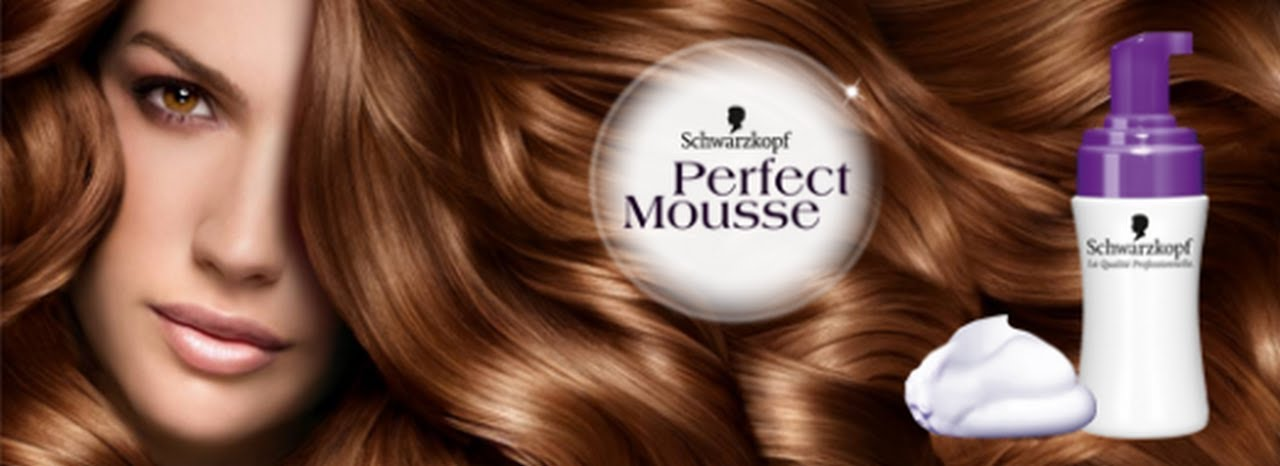 revue coloration perfect mousse de schwarzkopf youtube - Mousse Colorante Schwarzkopf