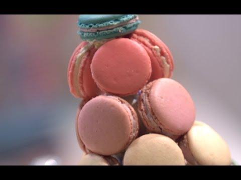 الماكرون بالمارينج الايطالي | غفران كيالي | هيك بنطبخ PNC FOOD