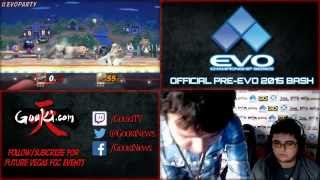 #EVOParty Smash 4 EC VS WC Crew Battle