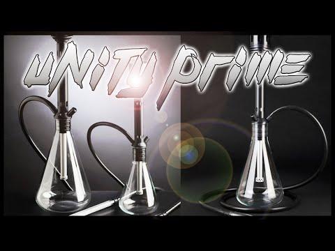 UNITY PRIME BLACK SHISHA