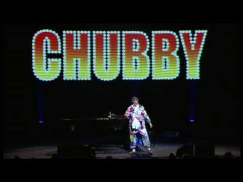 Room only chubby brown standing