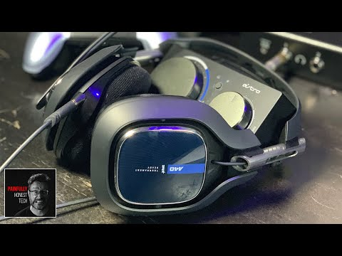 Astro A40 2019 Review | Better or Worse?
