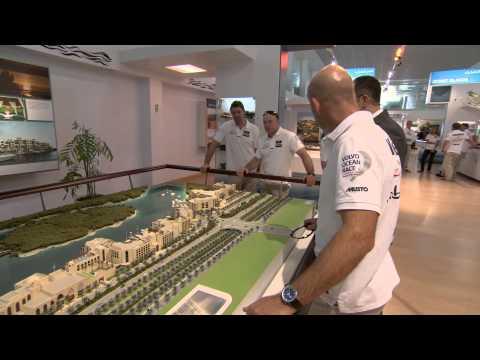 Arabian Hospitality for Abu Dhabi Ocean Racing