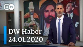 DW Haber: Aleviler eşitsizlikten şikâyetçi (24.01.2020) - DW Türkçe