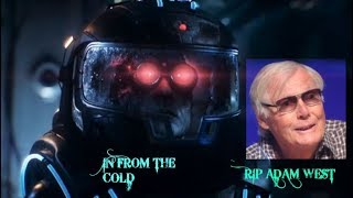 Batman Arkham Knight Mr Freeze Side Mission - In From the Cold (RIP ADAM WEST)
