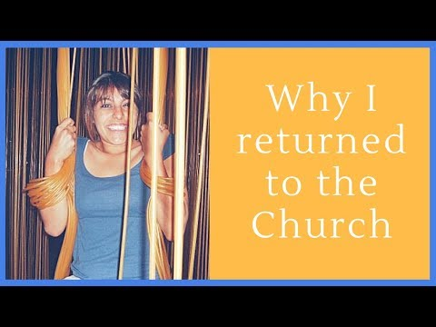 My Conversion to Catholicism (Reversion Story)