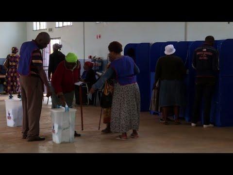 L\'eSwatini vote, mais le roi conserve son pouvoir absolu