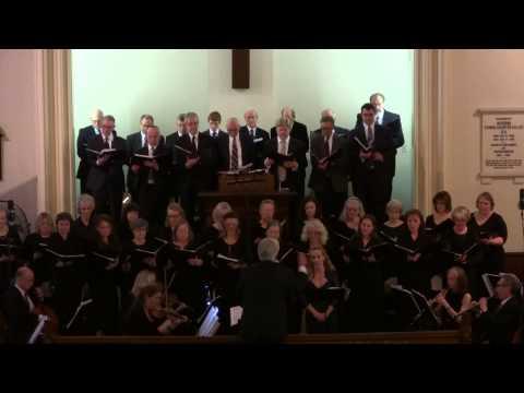 Bach Concert In The Village Of Kinderhook, New York