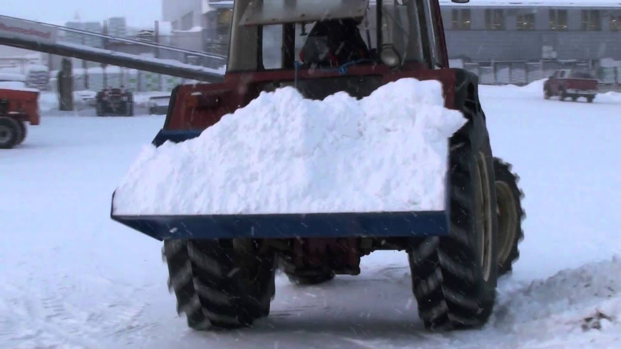 Traktorin Takakauha
