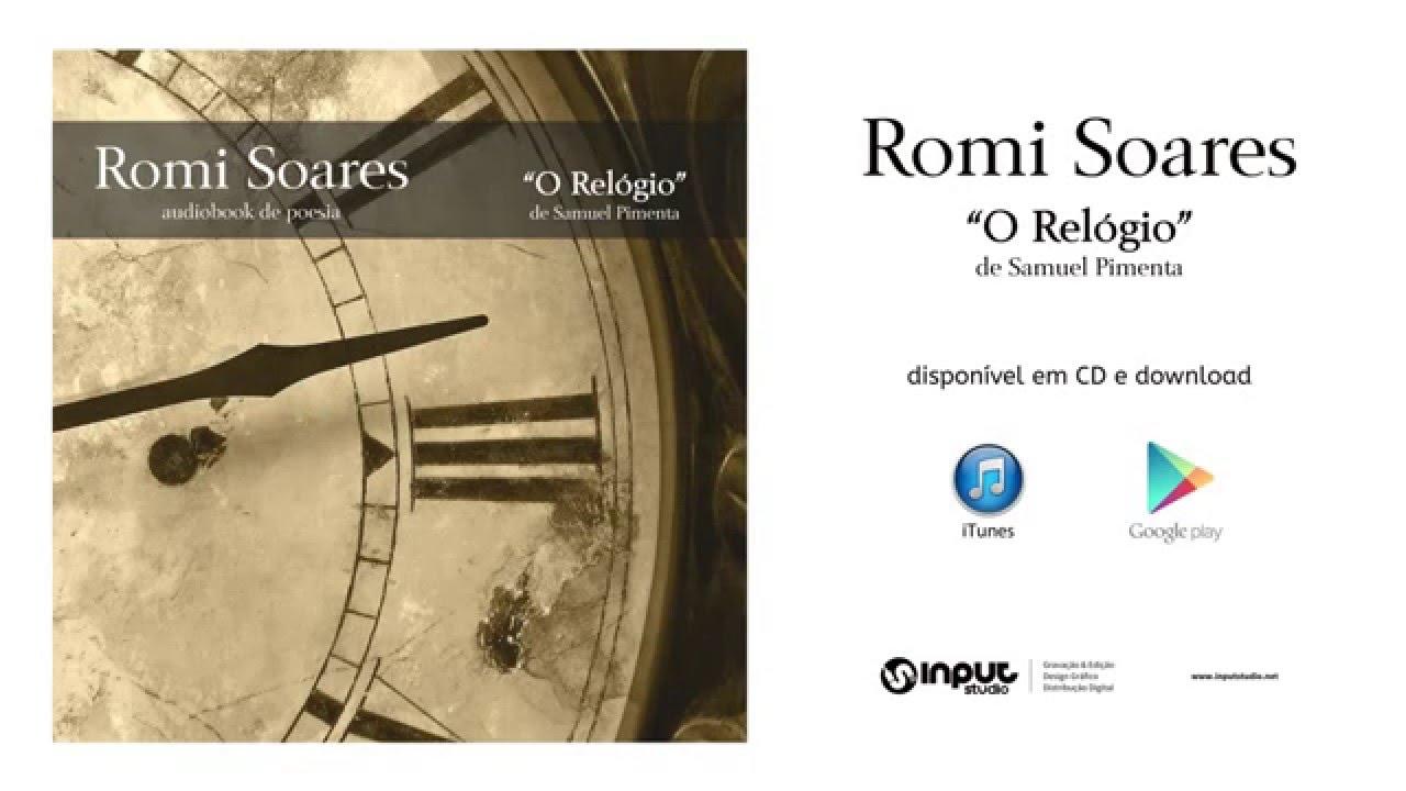 "Romi Soares - ""O Relógio"" (Teaser)"