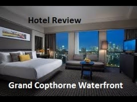Grand Copthorne Waterfront Singapore, Hotel Review.