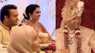 Anand Piramal  & Isha Ambani's Wedding Complete Inside Video Released