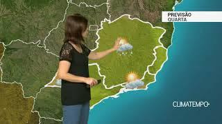Previsão Sudeste – Muito calor e pancadas de chuva