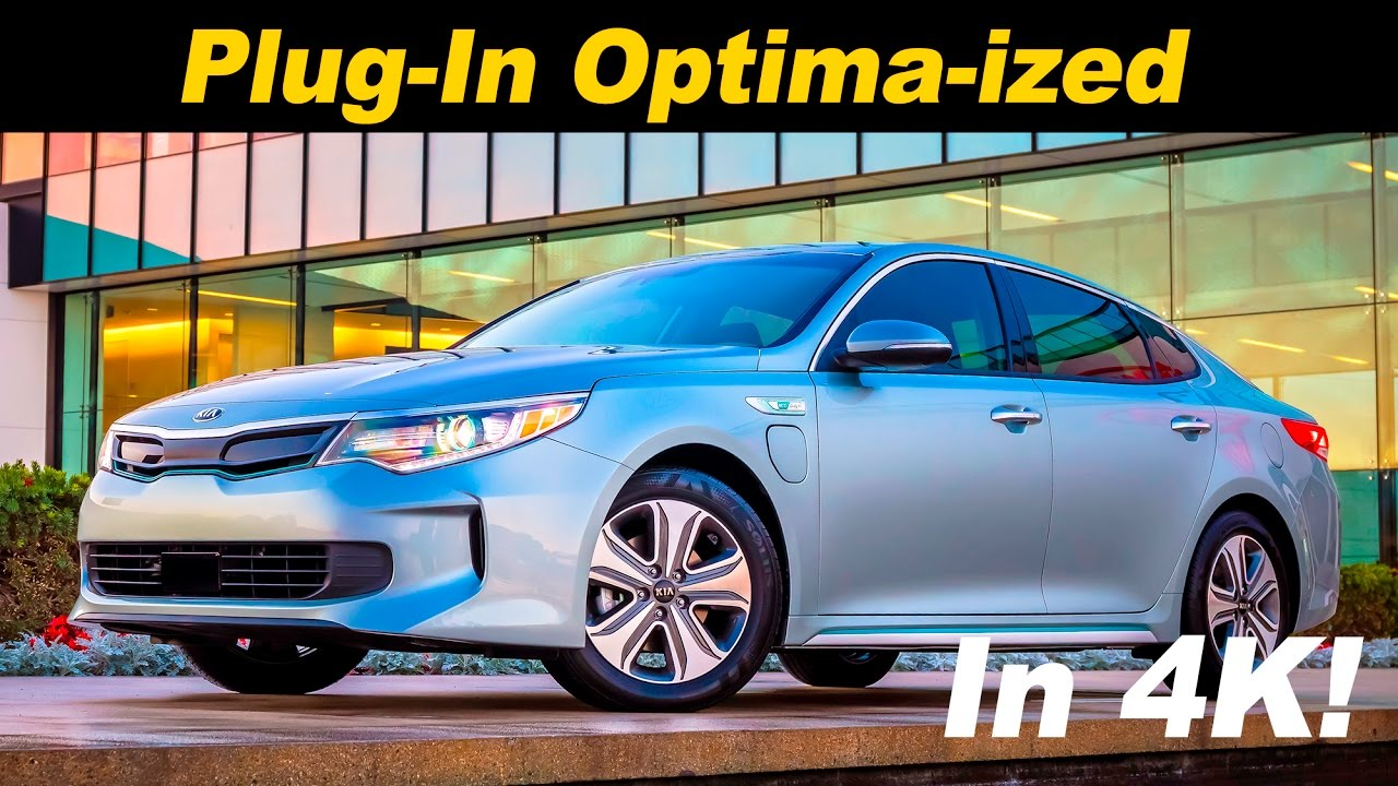 2017 Kia Optima Plug In Hybrid Review And Road Test Detailed 4k Uhd