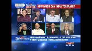 The Newshour Debate: Pakistan's Resolution - How much will India tolerate? (Part 2 of 3)