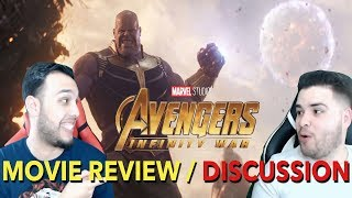 Avengers: Infinity War | Movie Review/Discussion [SPOILERS]