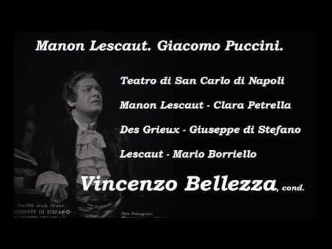 Manon Lescaut. Giacomo Puccini.