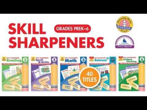 Skill Sharpeners: Critical Thinking Activity Books (Music)