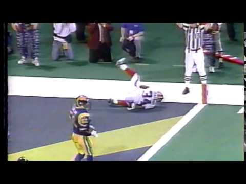 Buffalo Bills vs. St  Louis Rams - December 1, 1995