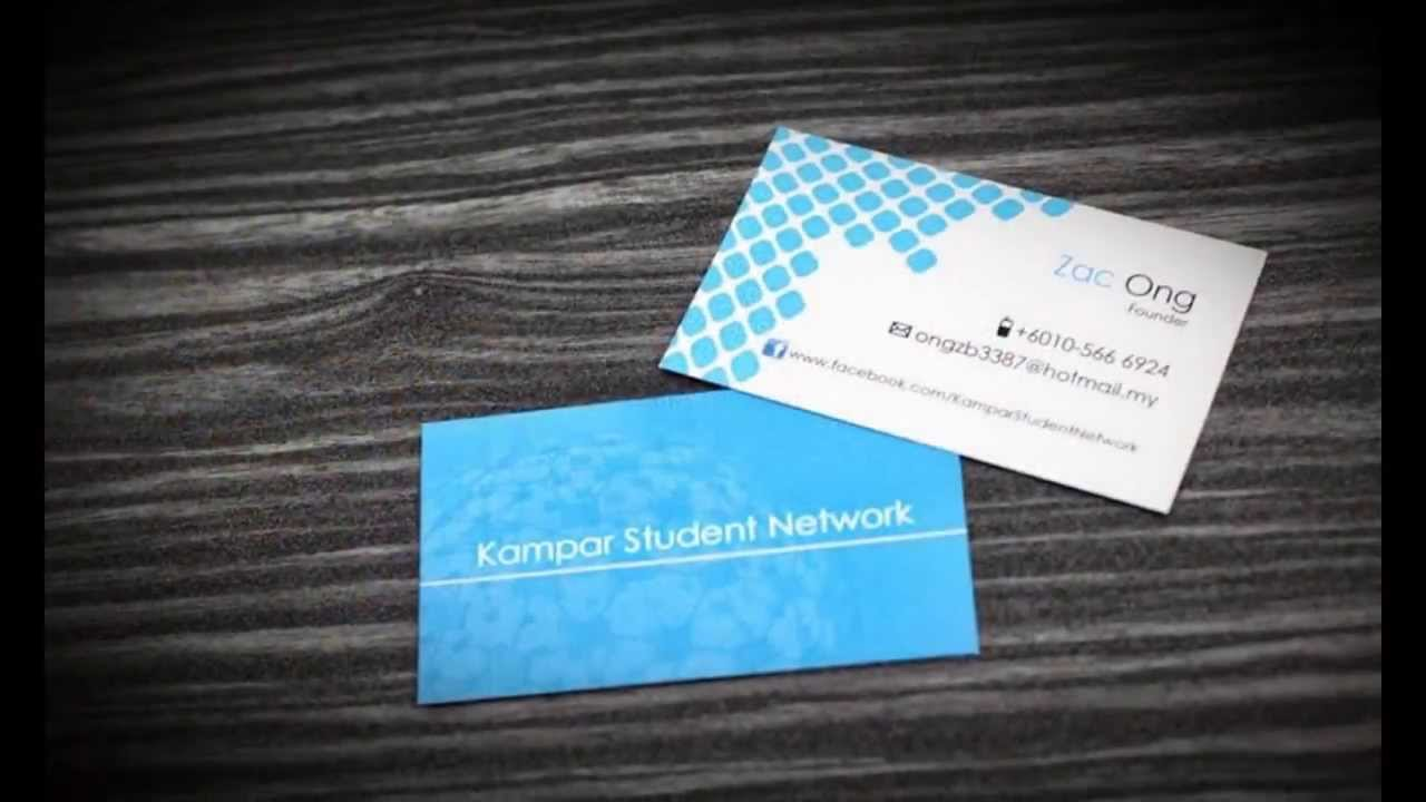 Malaysia, Business Card, Name Card, Design, Printing, Delivery ...