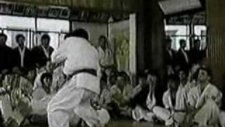 Matsui Shokei Kyokushin Kancho.