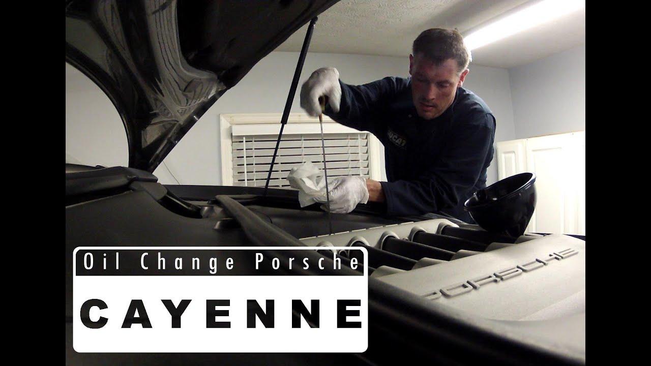 How to change oil filter porsche cayenne 32 liter v6 with youtube premium solutioingenieria Gallery