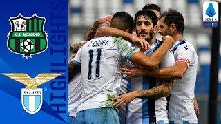 Sassuolo 1-2 Lazio | Quinto successo consecutivo per l'Aquila! | Serie A