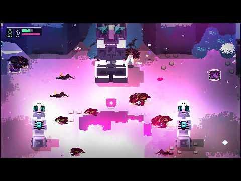 [Hyper Light Drifter] Alt Drifter Playthrough (Part 18) More Horde Brawling |