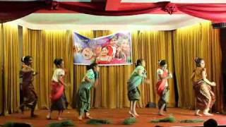 Kerala Folk Dance By Preston Dancers