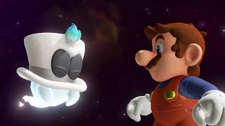 Super Mario Odyssey - Boss Rush (Dark Side Kingdom)