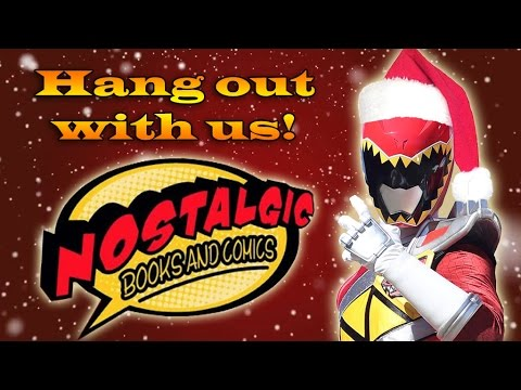 Hang Out With Us! Nostalgic Books and Comics