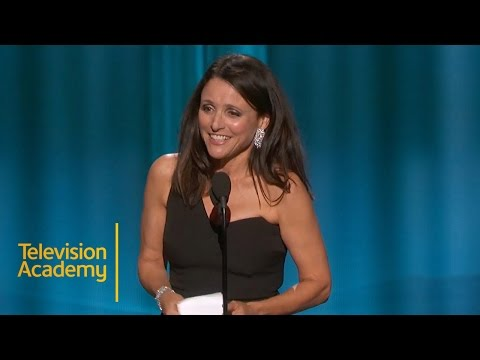 Emmys 2015 | Julia Louis-Dreyfus Wins Outstanding Lead Actress In A Comedy Series