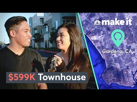 Buying A $599K Townhouse In Los Angeles   Millennial Mortgage