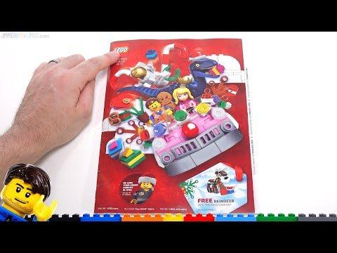 Looking Through The LEGO Christmas 2019 Catalog (US)