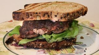 Delicious Turkey Burger Recipe