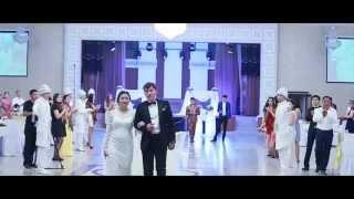 Свадебный клип! город Семей! 2014 г. (Madeniet Prod.) Full HD