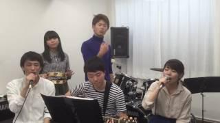 vocal あゆみ あきっちょ guitar たけ percussion みずき まきけん あゆ...