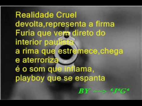 Mais Cruel Do Que Nunca Realidade Cruel Letra Da Música Cifra Club