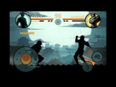 Shadow Fight 2 - Part 2 Yeah Coxlu Pul Qazandim