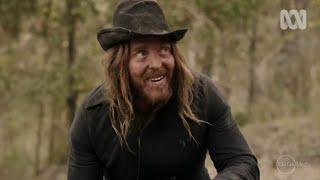 Tim Minchin's dramatic turn (The Secret River)