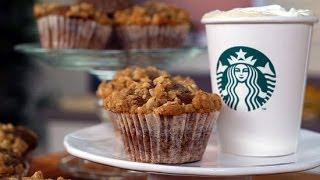 Pumpkin Spice Latte Muffin Recipe | Dessert Ideas | Eat The Trend