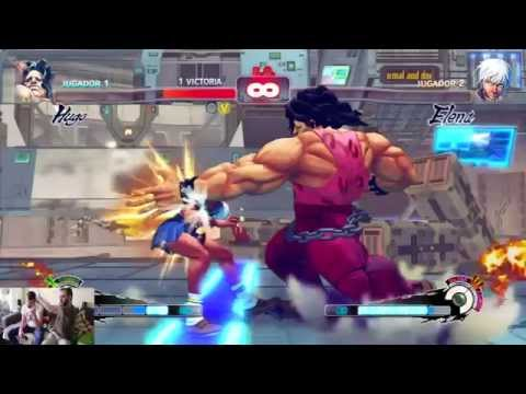 PROBAMOS LOS NUEVOS PERSONAJES | Ultra Street Fighter IV #1 | CHORRIPLAY c/ Dani Dog