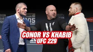 Conor McGregor Vs Khabib Nurmagomedov Training Comparison