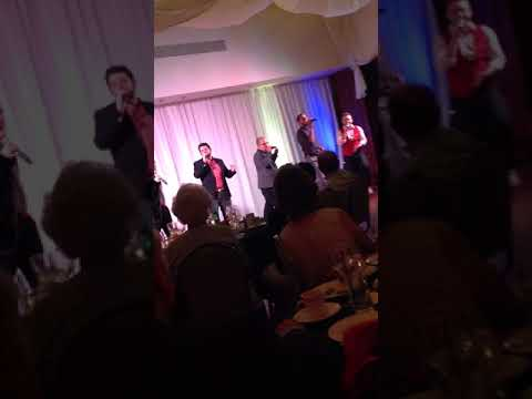 Six Appeal, A Capella Dinner Show at Vineyards Country Club