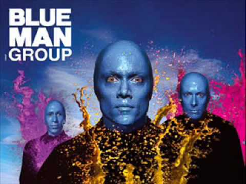 Blue Man Group - Above