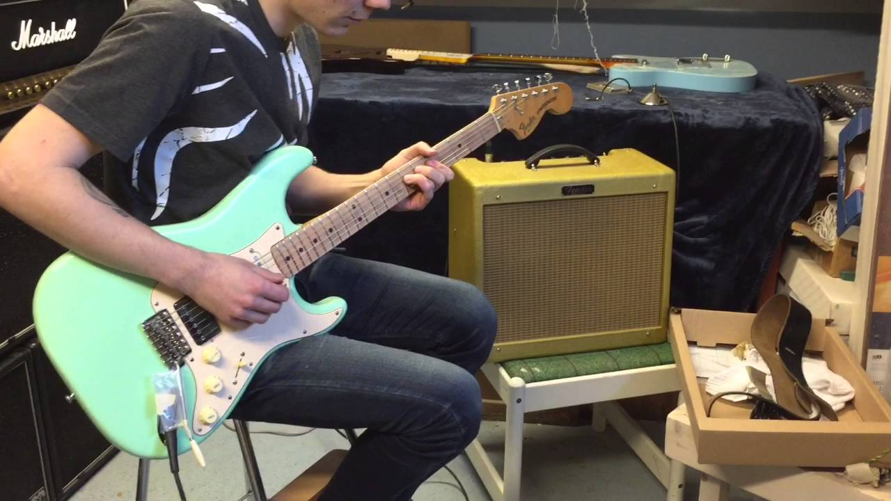 Ziemlich Fender Strat Pickup Verkabelung Bilder - Elektrische ...