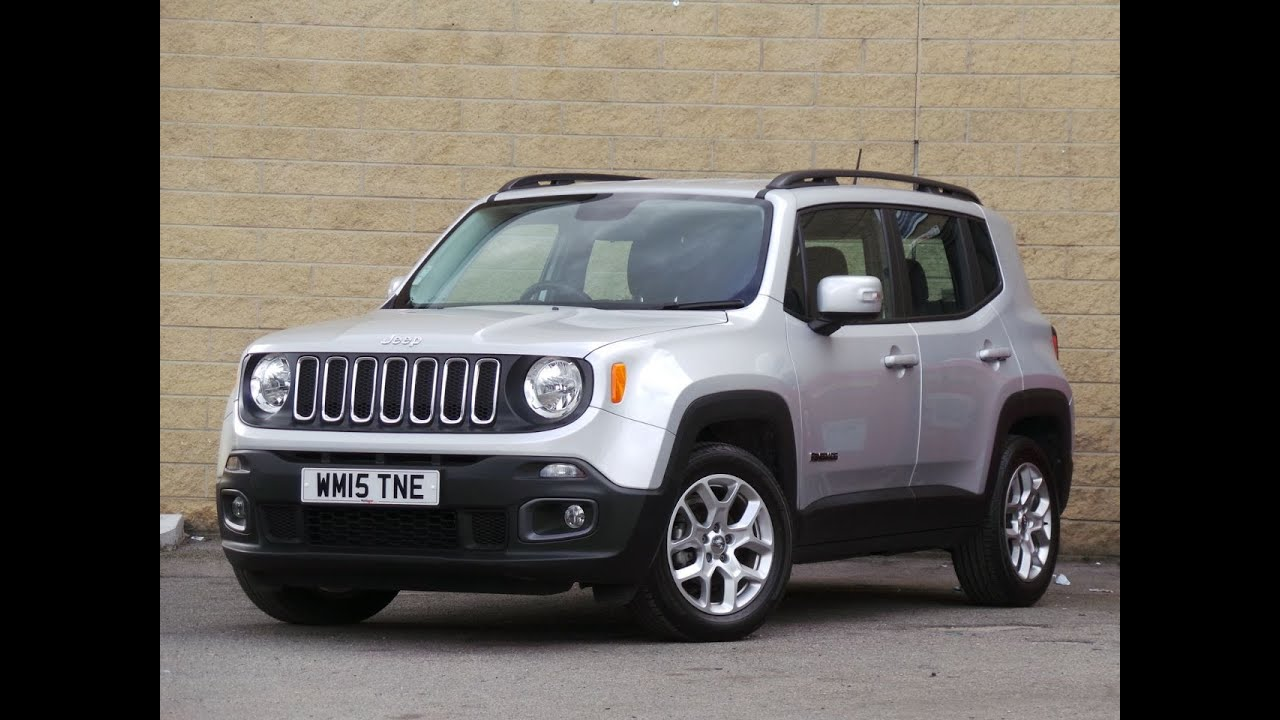 Maxresdefault on Jeep Renegade 1 4 Multiair Longitude 5dr 2015