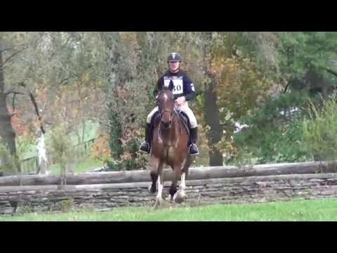 Michael Hart & Top Hat Concierge Hagyard Midsouth Horse Trials 2012