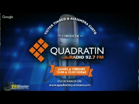 Quadratin radio 11 abril 2016